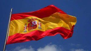 Nacionalidad Española Bandera España