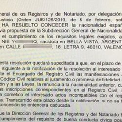 Nacionalidad Española Sigma Seis Abogados