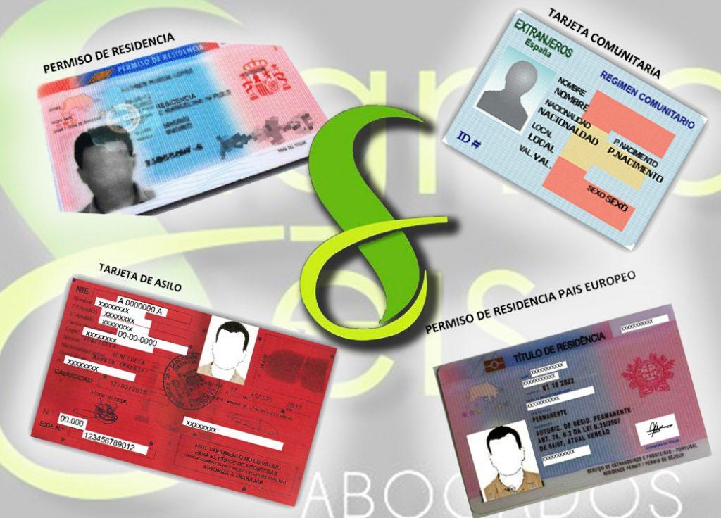 PRORROGA DE PERMISOS CADUCIDAD extranjeria Sigma seis abogados